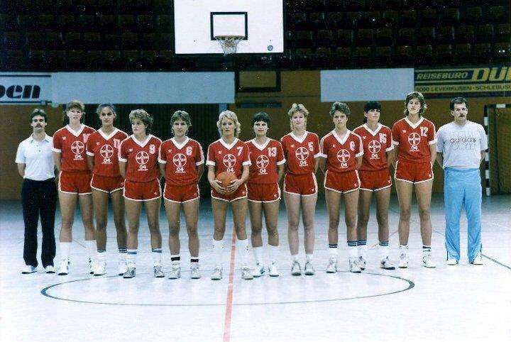 1985 1. BL - TSV Bayer 04 Leverkusen