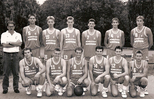 1990 Trainer DJK Adler Frintrop