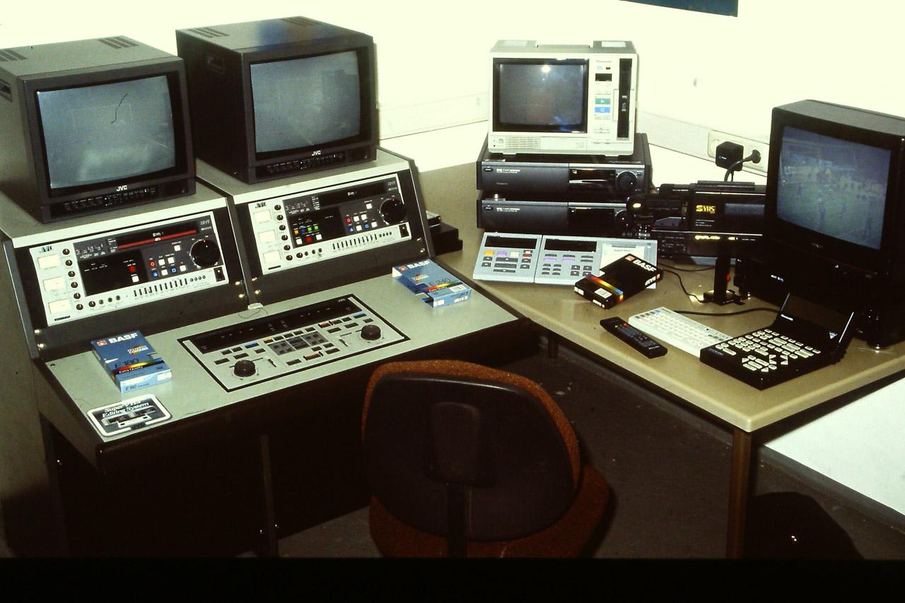 1995 Die analoge Videowelt